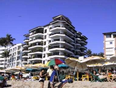 Los Muertos Beach Condo La Palapa Private Owner Ocean View Old